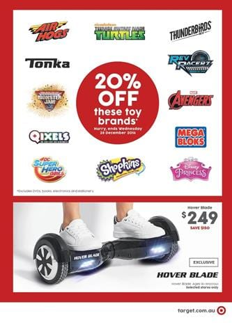 Toys and Gaming Sale pg 13 2016