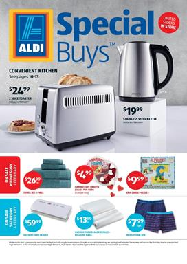 ALDI Catalogue Home Special Buys Week 5 2017