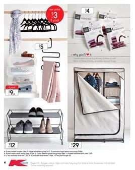 38bc0a97f Kmart Catalogue Storage 16 Jan - 5 Feb 2017