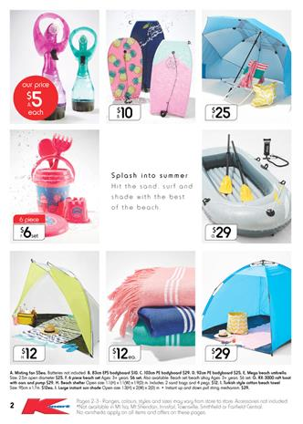 cd288f000 Kmart Catalogue Summer Deals Jan 2017 | Valid Until 8 Jan