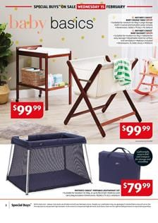 aldi catalogue baby products special buys week 7 2017. Black Bedroom Furniture Sets. Home Design Ideas