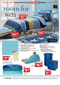 ALDI Catalogue Kids Room Special Buys Week 9 2017