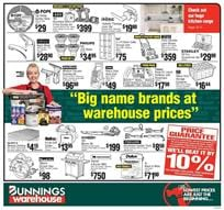 Bunnings Catalogue Kitchens March 2017