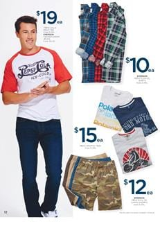 Men's Casual Wear Big W Catalogue 23 Feb - 8 Mar 2017