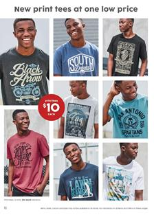 Target Catalogue Men's Clothing Casual February 2017