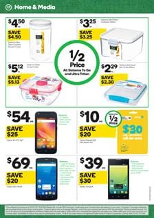 Woolworths Catalogue Non-Foods 15 - 21 Feb 2017