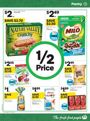 Woolworths Catalogue Specials 1 - 7 Feb 2017
