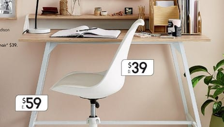 Working Rooms Kmart Catalogue Deals Feb 2017 on kmart high chairs, kmart outdoor chairs, kmart camping chairs, kmart kitchen chairs, kmart office desks, kmart tables and chairs, kmart baby swings, kmart lounge chairs, kmart furniture department, kmart childrens chairs, commercial stacking chairs, kmart beach chairs, kmart recliners chairs, kmart furniture chairs, kmart dining room chairs, kmart gaming chairs, kmart furniture sale,
