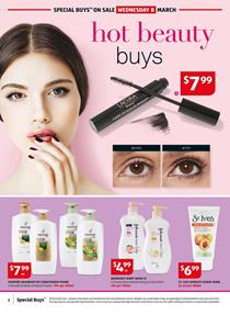 ALDI Catalogue Beauty Special Buys Week 10 2017