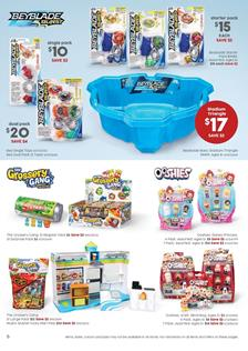 Beyblade Burst Target Catalogue 2 - 8 March 2017