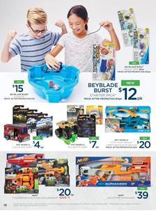 Big W Catalogue Home March 3 - 15 2017 Beyblade Burst
