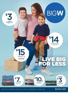 Ladies Clothing Big W Catalogue 16 - 29 March 2017