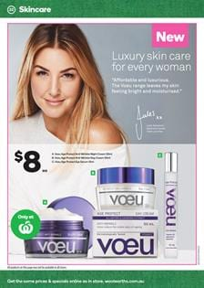 Personal Care Woolworths Catalogue 22 - 28 March 2017