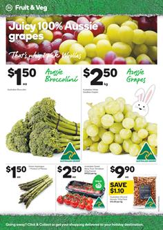 Woolworths Catalogue Deals 29 Mar - 4 Apr 2017 22