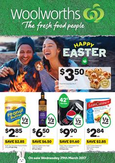 Woolworths Catalogue Deals 29 Mar - 4 Apr 2017
