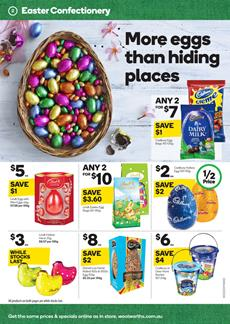 Woolworths catalogue 15 21 aug 2018 page 25 of 88 woolworths catalogue grocery deals 22 28 march 2017 easter 2 negle Choice Image