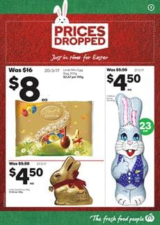 Woolworths Catalogue Grocery Deals 22 - 28 March 2017 Easter  3