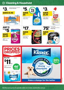 Woolworths Catalogue Home Deals Mar 15 - 21 2017