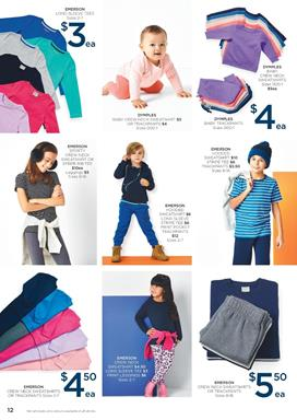 Big W Catalogue Apparels 6 - 19 April 2017 12