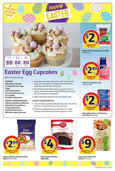 Coles Catalogue Easter Sale 12 - 18 April 2017