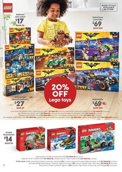 Target Catalogue Holiday Toys 6 - 30 April 2017 2