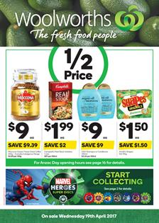 Woolworths Catalogue Deals April 19 - 25 2017