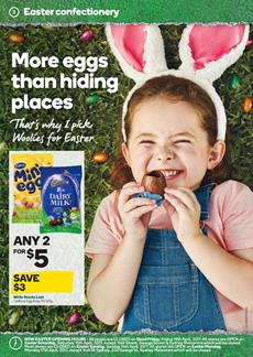 Woolworths Catalogue Easter Deals 12 - 18 April 2017 2