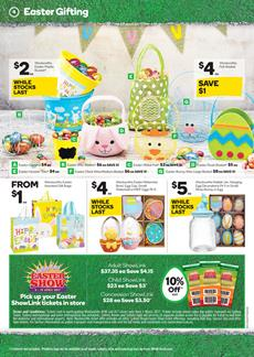 Woolworths Catalogue Easter Deals 12 - 18 April 2017 4