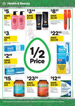 Woolworths Catalogue Non-Foods 12 - 18 April 2017