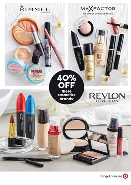 Beauty Gifts Target Catalogue Mothers Day 2017