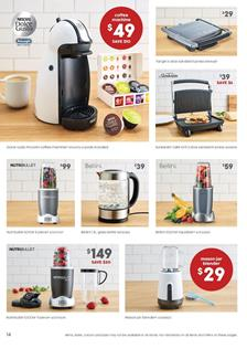 Dolce Gusto Coffee Machine Target Catalogue