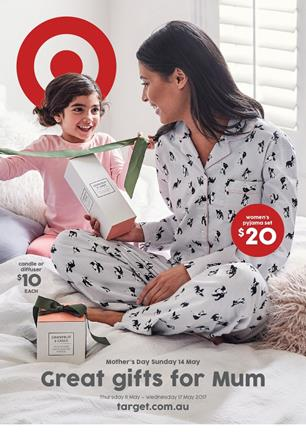 Target Catalogue Mothers Day Gifts 11  17 May 2017