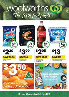 Woolworths Catalogue Grocery Deals 31 May - 6 Jun 2017