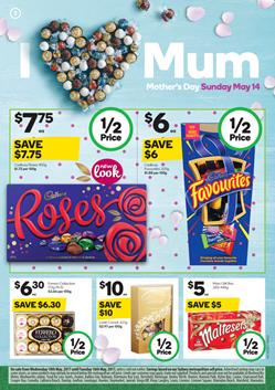 Woolworths Catalogue Mothers Day 10 - 16 May 2017 2