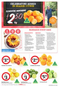 Coles Catalogue Fresh Deals 21 June 2017