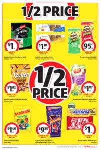 Coles Catalogue Half Price Deals Jun 2017
