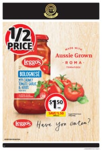 Coles Catalogue Special Deals 11 June 2017