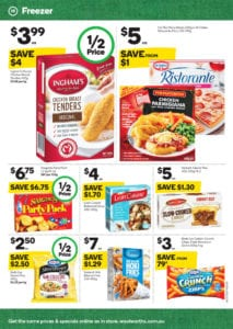 Woolworths Catalogue Delicious Deals 11 June 2017
