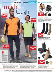 ALDI Catalogue Work Wear 15 July 2017