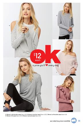 Apparels Kmart Catalogue 19 July 2017