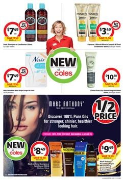 Coles Catalogue Household Deals 12 - 18 July 2017