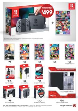 Game Sale Target Catalogue 19 July 2017
