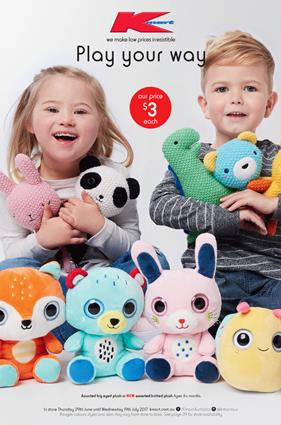 Kmart Catalogue Toy Sale July 2017