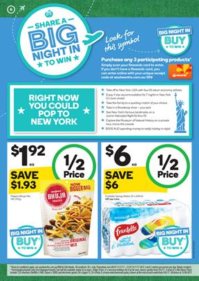 Woolworths Catalogue Grocery Shopping 5 - 11 July 2017 6