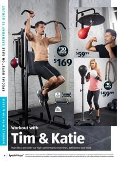 ALDI Catalogue 12 August 2017 Fitness