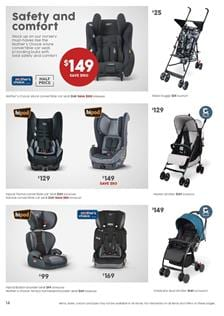Babies Car Seat Target Catalogue August 2017