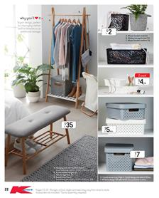 Kmart Catalogue Storage Solutions 3 - 23 Aug 2017