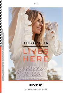 Myer Catalogue Ladies Clothing 14 Aug - 3 Sep 2017