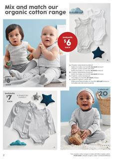 Target Catalogue Baby 3 - 9 Aug 2017