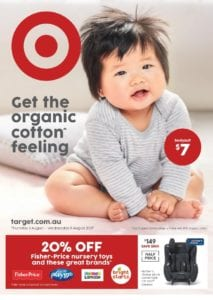 Target Catalogue Home Sale 8 Aug 2017